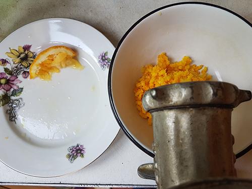 апельсин мясорубка