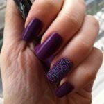 Шеллак фиолетового цвета