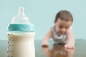 Содержание молочной смеси