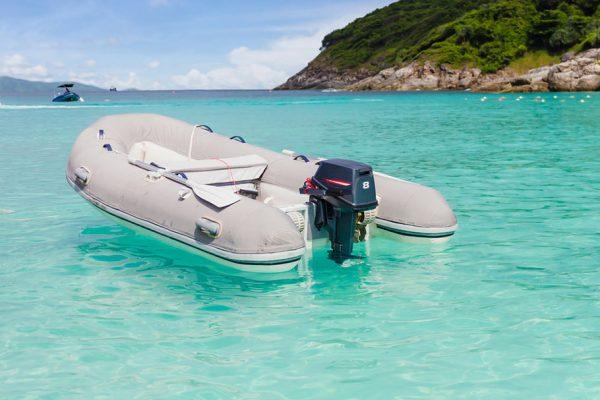 Надувные лодки из ПВХ под мотор