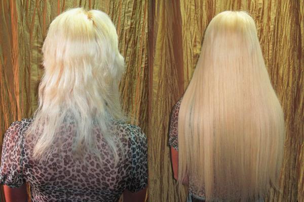 что нужно для наращивания волос в домашних условиях