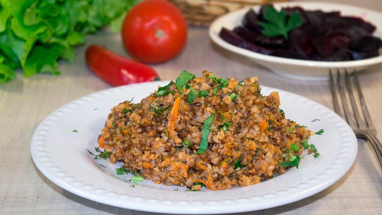 Как вкусно приготовить гречку по-купечески