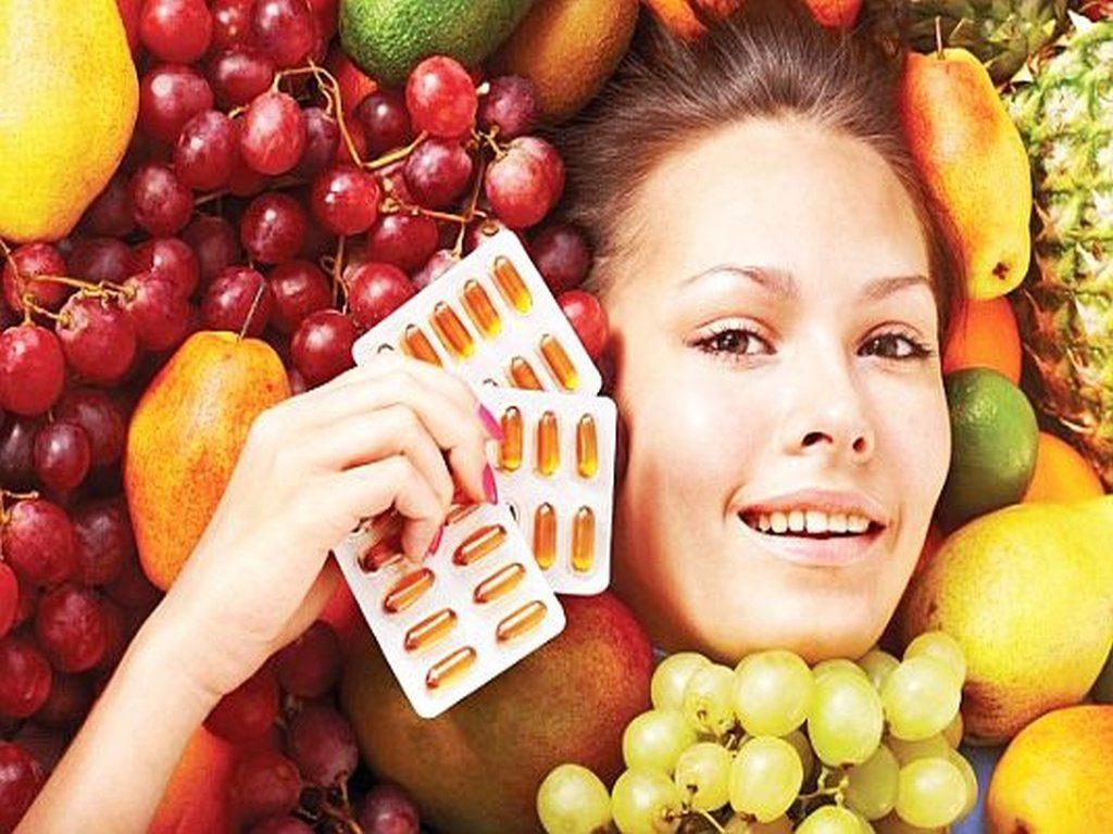 Натуральные продукты - лучшие лекарства