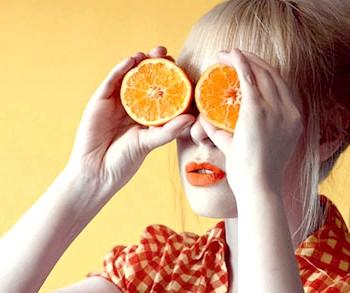 Зрение и питание