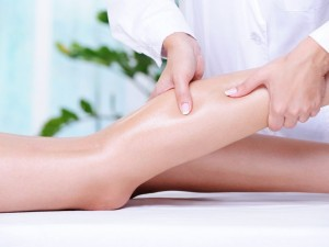 Массажа мышц ноги