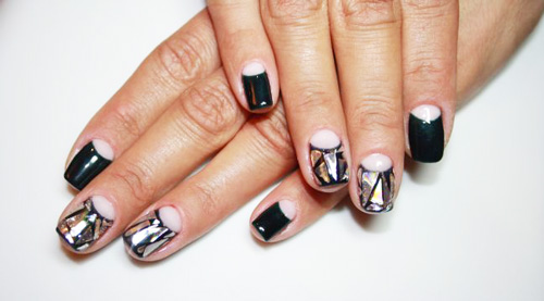 Гель лак для ногтей