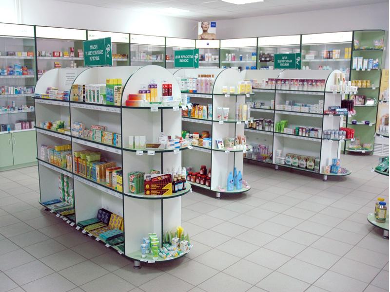 В современной аптеке есть все необходимое для лечения глаз