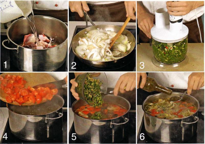 Суп харчо из курицы: рецепт приготовления в домашних условиях
