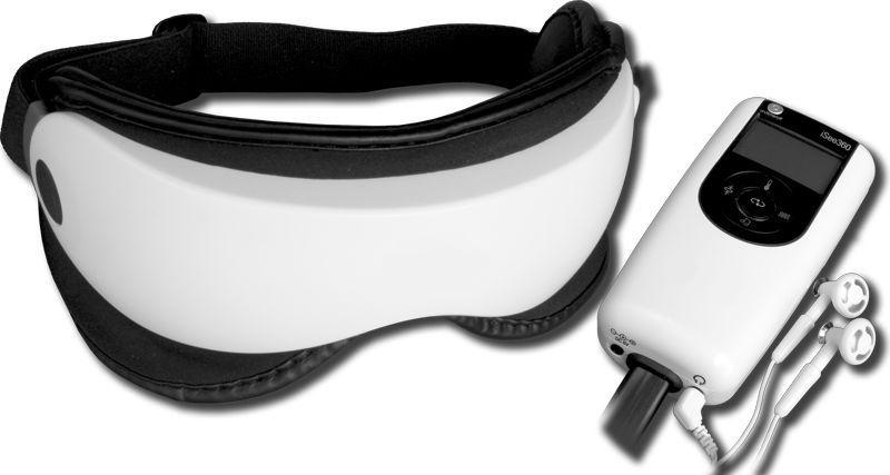 Массажные очки для улучшения зрительной функции