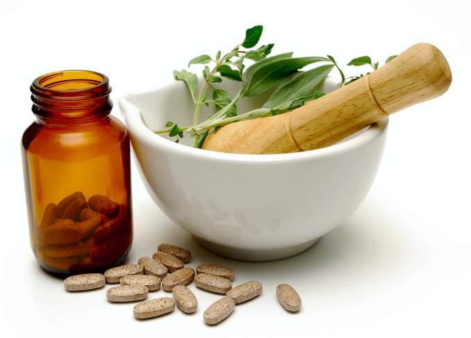 Природные компоненты превосходно заменят фармацевтические препараты