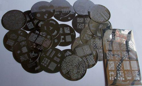 Штампы и диски