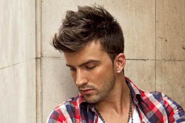 какой должна быть укладка для мужских волос