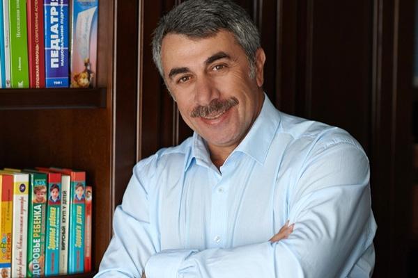 Мнение Комаровского учитывают ведущие офтальмологи страны