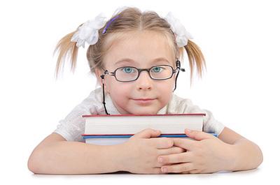 Косоглазые детки могут ходить в специализированный детский сад