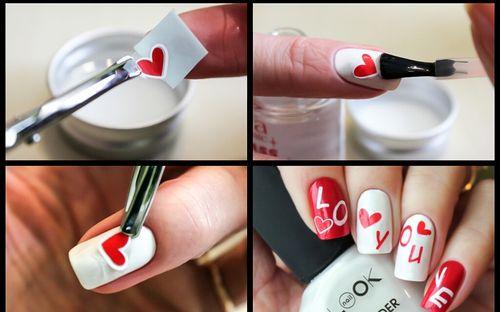 Как пользоваться переводными наклейками на ногти