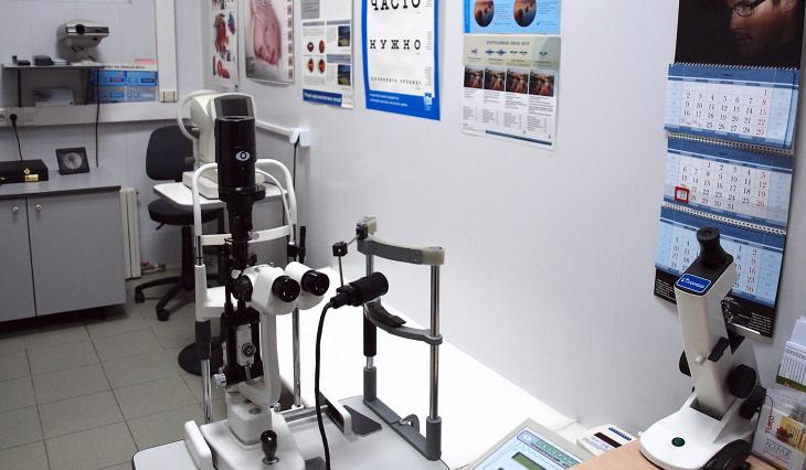 Аппаратура для обследования глаз