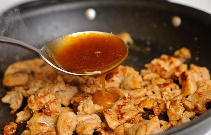Как приготовить курицу Терияки