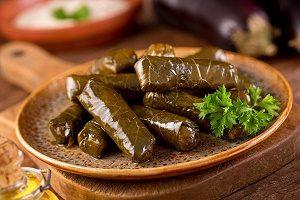 Баранина: рецепты рагу и долмы