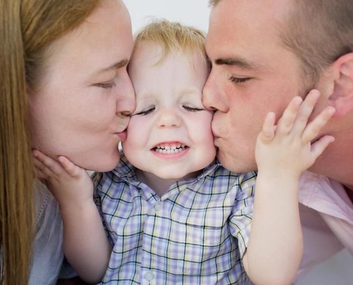 Ребенок должен расти в любви и понимании
