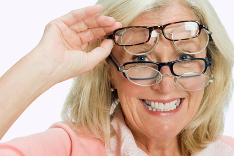 Очки - эффектный метод оптической коррекции