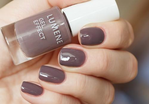 Lumene Gel Effect Nail Polish