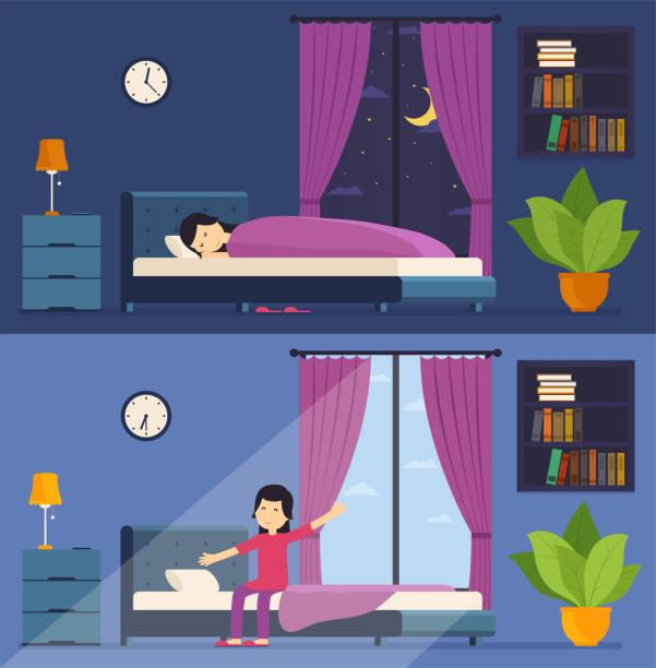 Биоритмы сна человека: нарушение режима сна