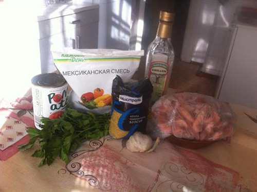 Как приготовить булгур с овощами?