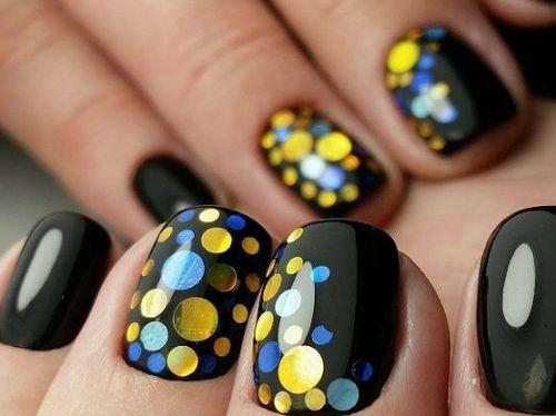 Камифубики для дизайна ногтей