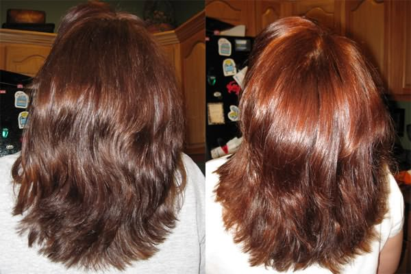 на что способны профессиональные краски для волос без аммиака