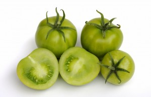 Польза зеленых помидоров