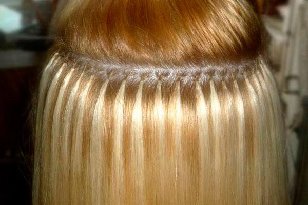 сколько стоит ленточное наращивание волос