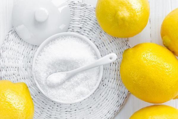 чем полезна лимонная кислота для волос