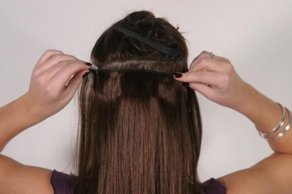 можно ли сделать наращивание волос в домашних условиях