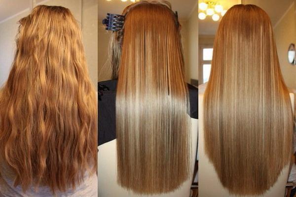 что нужно знать для выпрямления волос кератином в домашних условиях