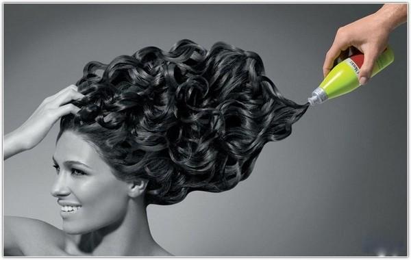 Волосы, растущие из тюбика