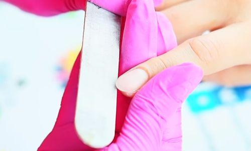 Мастер-класс как запечатать ноготь гель-лаком