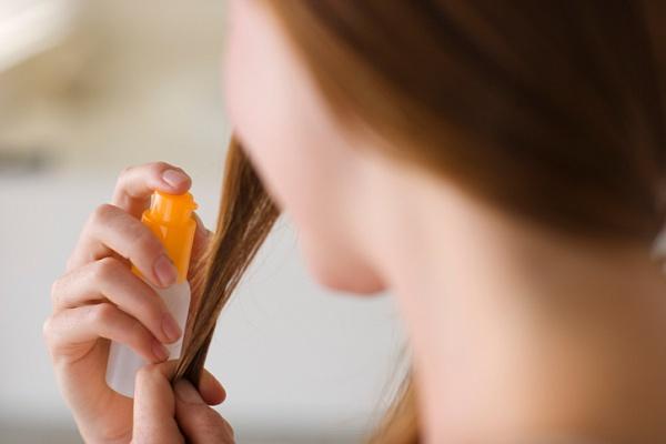 какие есть косметические средства для защиты волос от солнца