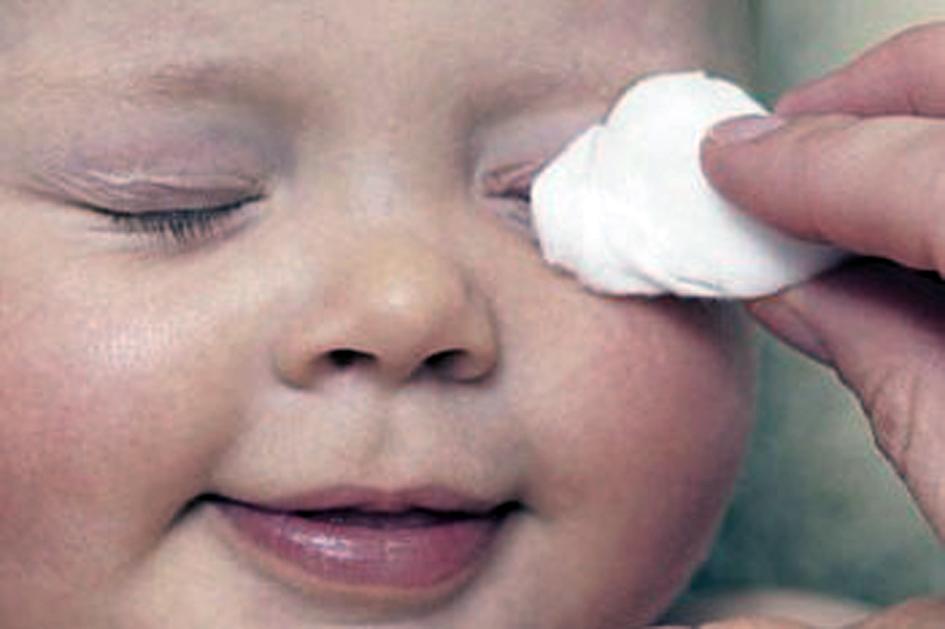 Лечебные компрессы для деток