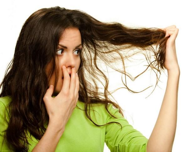 Волосы нуждаются в подпитке