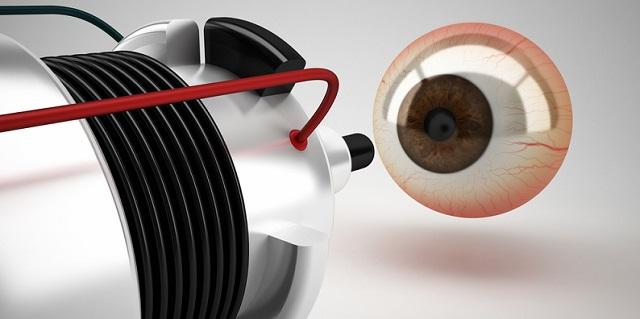 Лазерная стимуляция помогает глазным мышцам работать правильно