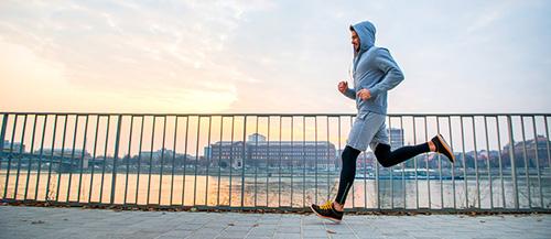 Лёгкий бег: стимуляция обмена веществ для похудения