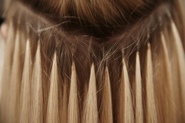 в чем вообще суть наращивания волос