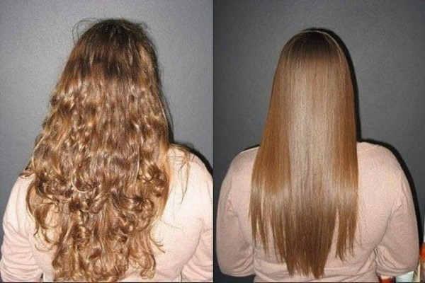 как нужно ухаживать за волосами после выпрямления кератином