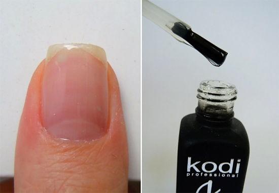 Покрытие на ногти