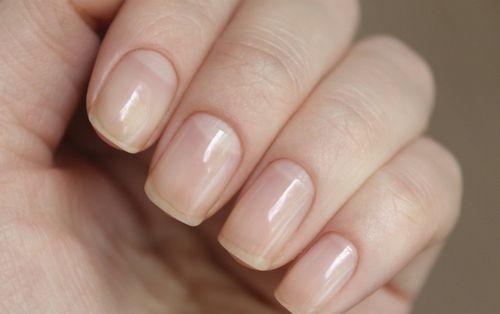 Ухоженные пальцы без кутикулы