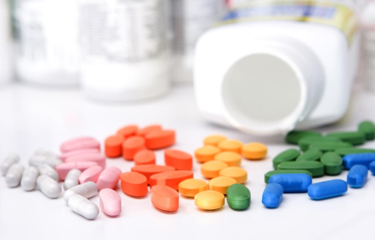 Лечение витаминами