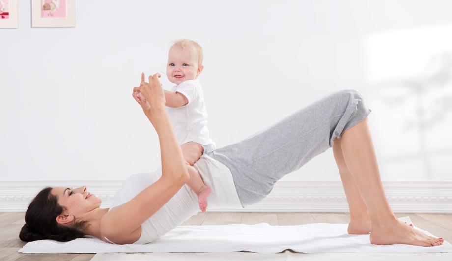 Восстановление организма женщины после родов