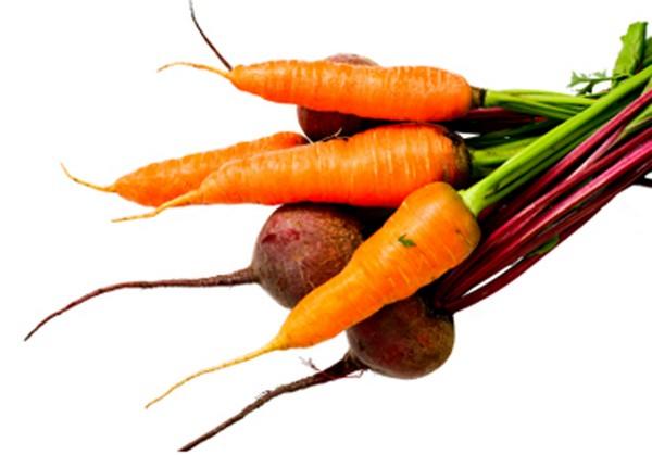 Морковно-свекольное ассорти