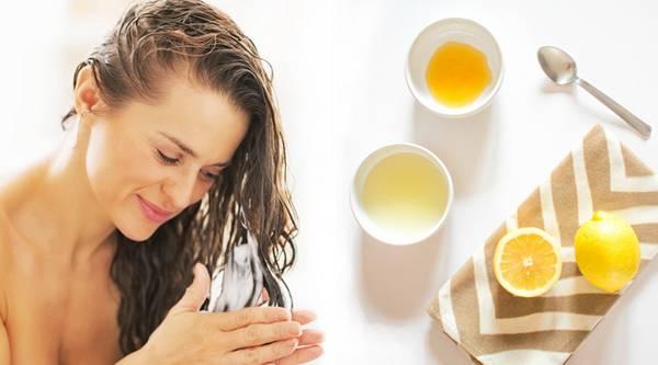 Питательные вещества в маске для волос