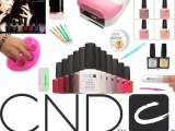 Как использовать набор для шеллака CND